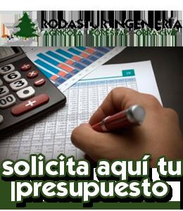 Solicita tu presupuesto gratuito a Ingenieros Agrícola Forestal y Obra Civil en Asturias