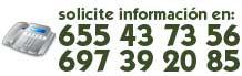 Solicita presupuesto para tu obra o proyecto en los teléfonos 655 437 356 y 697 392 085